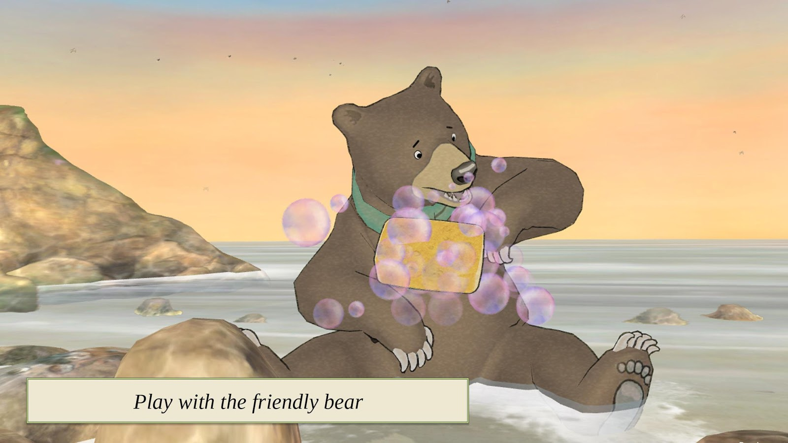 We're Going on a Bear Hunt- screenshot