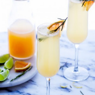 Grapefruit Prosecco Cocktail