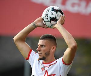 Mouscron: 'homme du match' contre Bruges, écarté pour la réception du STVV