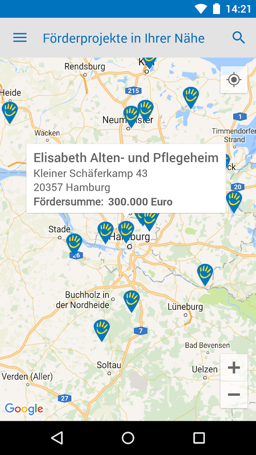 Deutsche Fernsehlotterie App