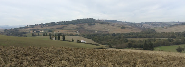 Photo: Some of the surrounding countryside