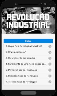 Revolução Industrial - náhled