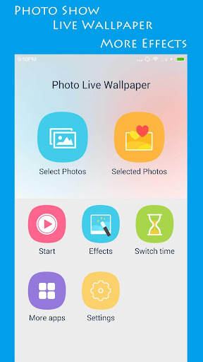 Photo Live Wallpaper