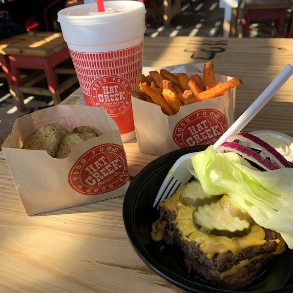 Gluten Free Burger Joints In New Braunfels Texas 2021