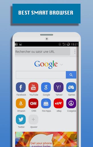 Super 9G Browser 2018 2.1.1 screenshots 4