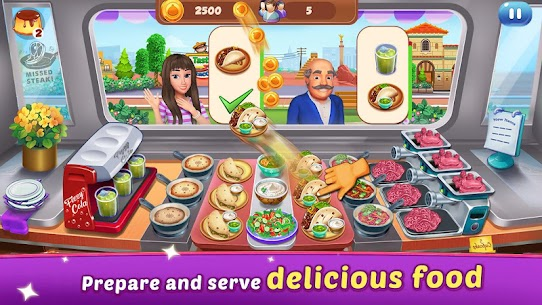 Food Truck : Restaurant Kitchen Chef Cooking Game 3
