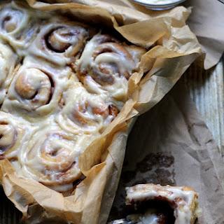 90-minute Brown Butter Cinnamon Rolls