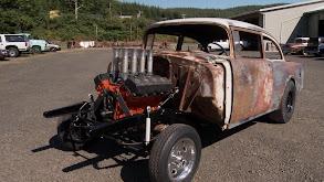 426 Hemi in a '55 Chevy! thumbnail