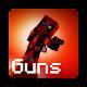 Gun mod for Minecraft Download on Windows