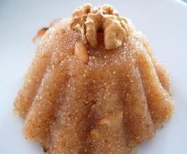 Photo: Samolina dessert