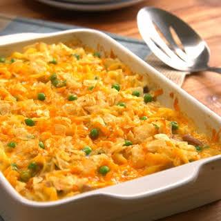 Tuna Noodle Casserole With Cream Of Mushroom Soup Recipes.