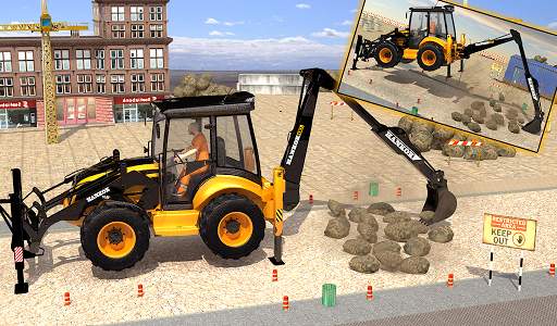 Excavator Simulator - Construction Road Builder 1.0.1 screenshots 15