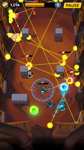 Impossible Space – A Hero In Space Mod Apk (Free Shopping) 2