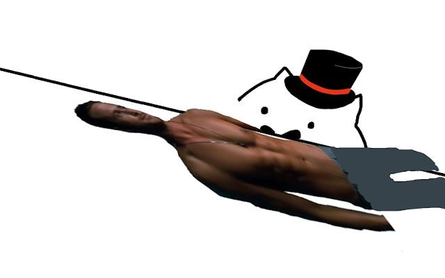 bongo.cat w/ryan goslings ab marimba