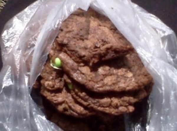 Chocoreta Mint Chocolate Brownie Cookies