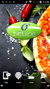 O'Délice Pizza - náhled