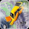 Car Crash Test Simulator 3d: Leap of Death icon