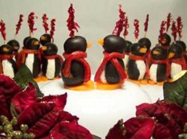 Cream Cheese Penguins Recipe