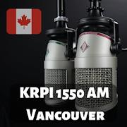 KRPI 1550 AM Metro Vancouver Radio Broadcasting HD