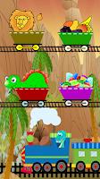 Screenshot of Dino Train Match Up Game