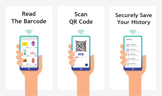 QR Code Reader Free-適用於Android的QR Reader