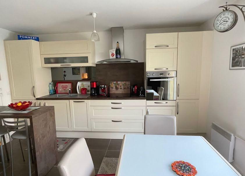 Vente appartement 3 pièces 59 m² à Deauville (14800), 520 000 €
