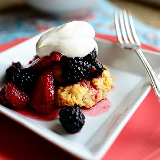 Mixed Berry Shortcake Recipes