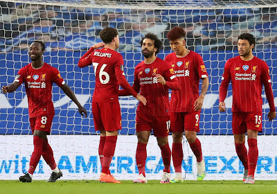 🎥 Liverpool l'emporte à Brighton malgré un beau but de Leandro Trossard