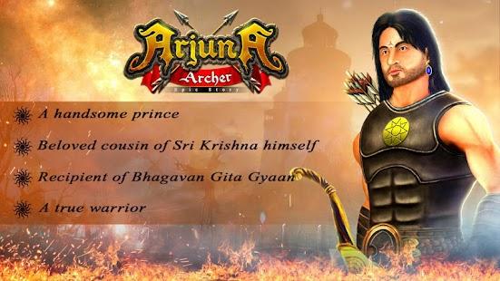 Arjuna - Archer Epic Story - náhled