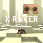 VR X-Racer - Aero Racing Games icon