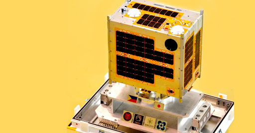 Diwata Mico Satellite