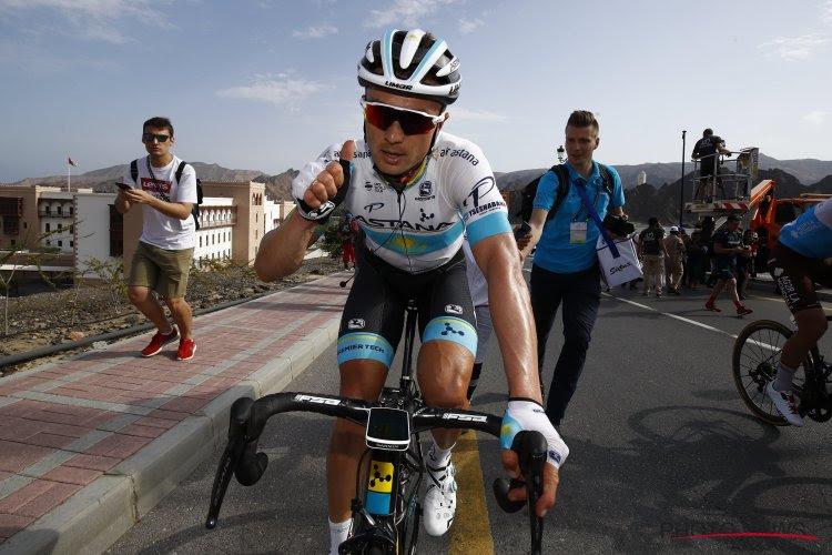 🎥 Alexey Lutsenko trekt sterk eerste seizoensdeel gewoon door en maakt sponsor Astana erg blij