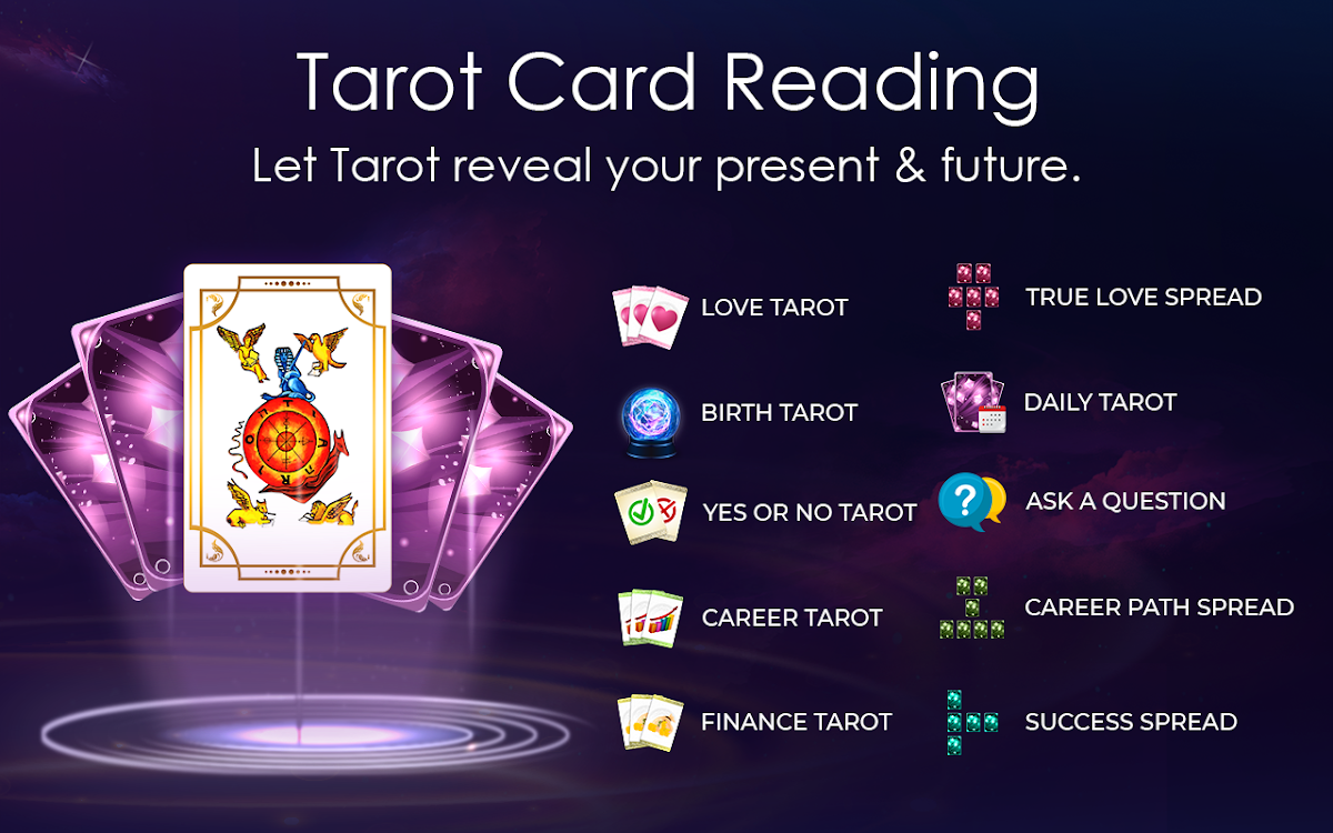 Tarot Cards Reading and Free Numerology app – (Android Apps) — AppAgg