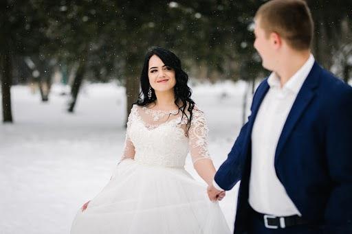 Wedding photographer Alina Zima (alinazyma). Photo of 27.02.2018