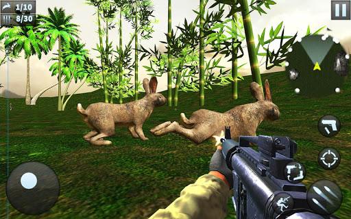 Rabbit Hunting Challenge - Sniper Shooting Games apktram screenshots 3