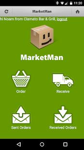 MarketMan For Restaurant