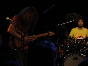 Photo: Guthrie Govan and Marco Minnemann