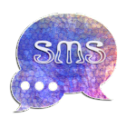 Stained NEON GO SMS Theme icon