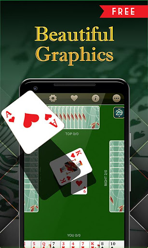 Call Bridge Card Game - Spades 2.0 screenshots 1