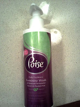 Photo: Poise Daily Freshness Feminine Wash - pH Balanced Formulation