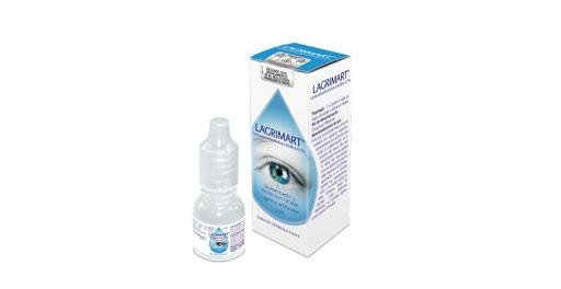 Carboximetilcelulosa Lagrimart 0,5% Solucion Oftalmica 5Ml Bioesteril