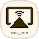 Screen Mirroring with TV : Mobile Screen to TV icon
