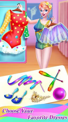 ud83dudc60ud83dudc84Gymnastics Queen - Superstar Makeup apktram screenshots 1