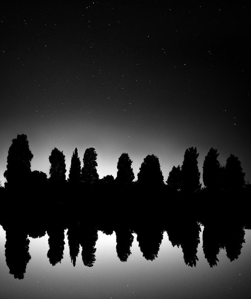 Le notti che fanno riflettere  di marco_lino