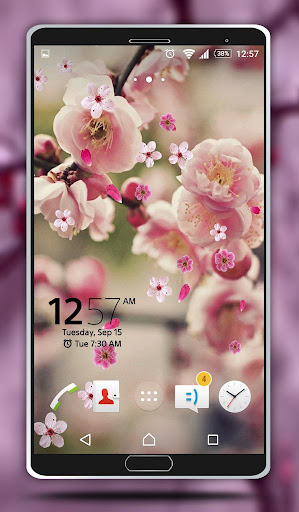 Download Cherry Blossom Live Wallpaper Free For Android Cherry Blossom Live Wallpaper Apk Download Steprimo Com
