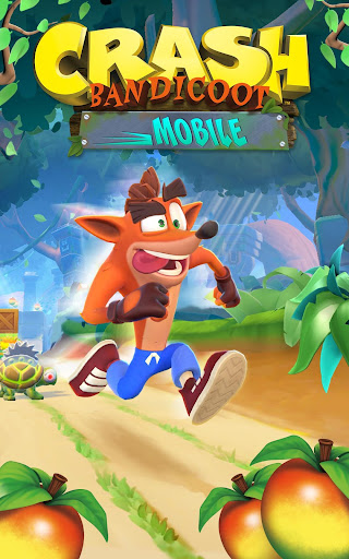 Crash Bandicoot Mobile 15