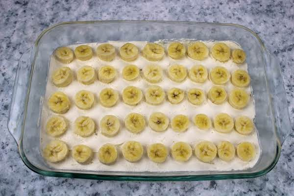 Banana Pudding Squares