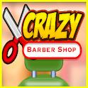 Crazy Barber Shop icon