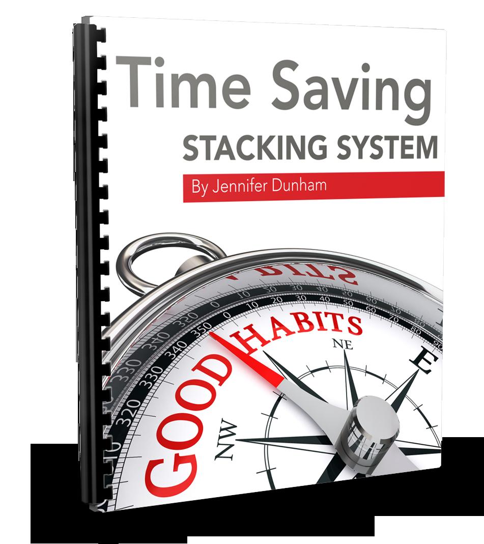 time saving stacking system