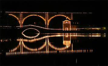 Photo: Ponti e chiesa a Pontecosi